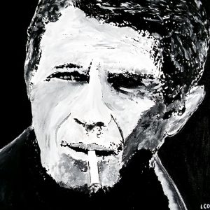 Portrait de Steve McQuenn