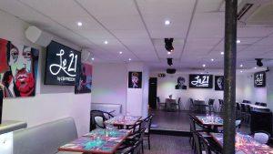 Restaurant l'entrecôte 21 à Cannes