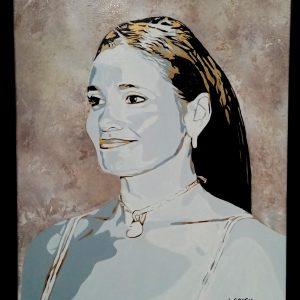 portrait de Isabelle