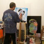 Lionel Cohen, l'artiste ou l'homme, aux multiples facettes.